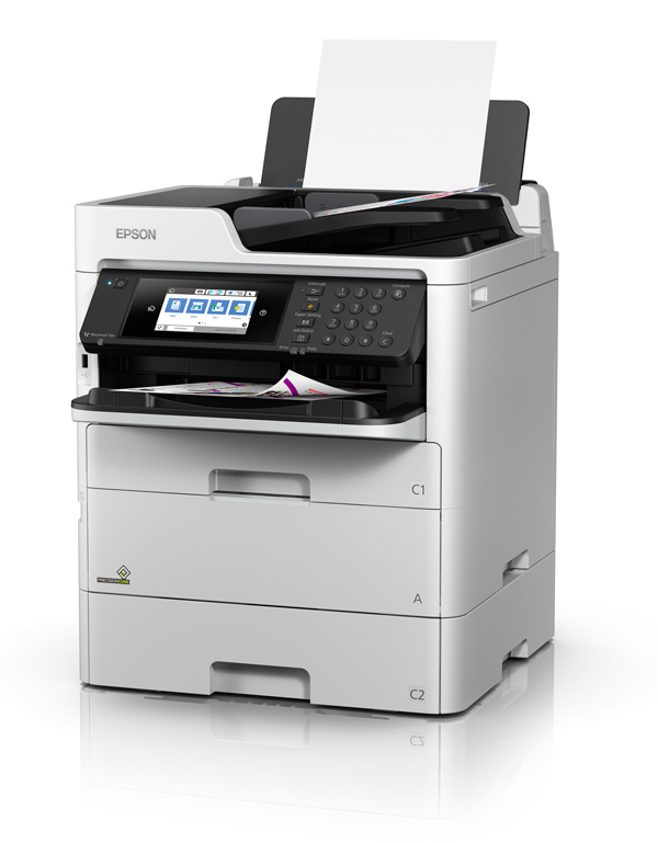 משולבת הזרקת דיו Epson WorkForce Pro WF-C579RDTWF